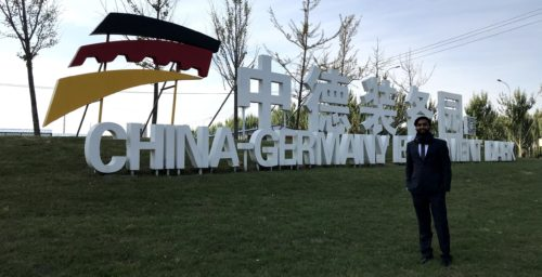 China-Germany Equipment Park Shenyang