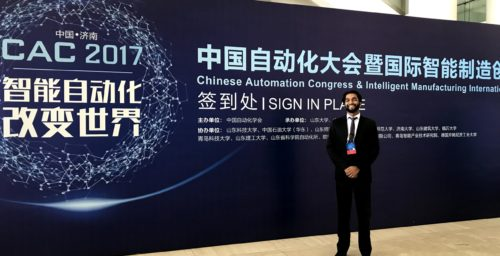 Chinese Automation Congress & Intelligent Manufacturing International (CAC 2017)