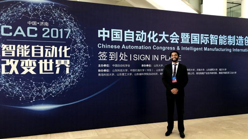 Chinese Automation Congress & Intelligent Manufacturing International (CAC 2017)