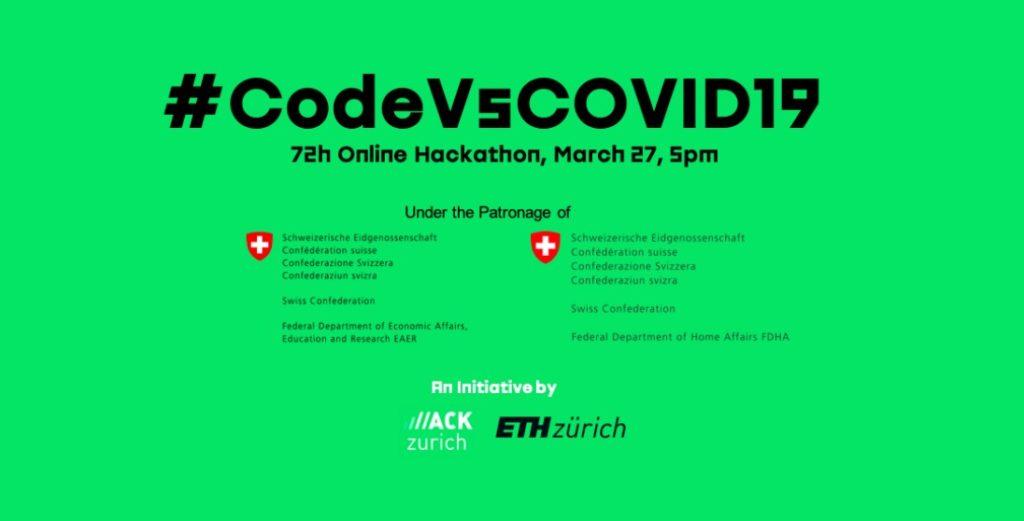 CodeVsCovid19|hackathon