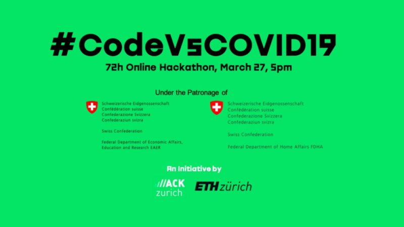 CoronaCircles: A platform to coordinate videocalls – CodeVsCovid19 Hackathon