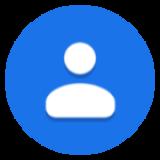 Google|contact|icon